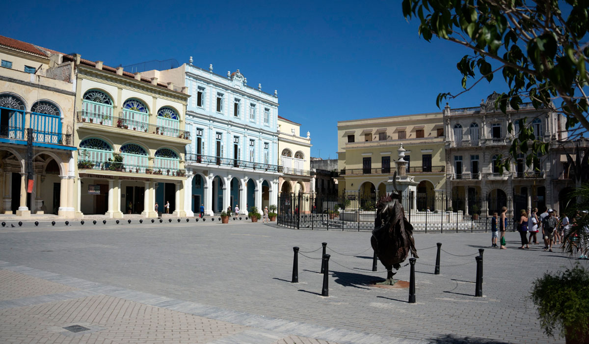 City Tour exclusivo a La Habana Colonial