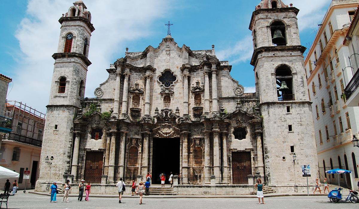 Visita a La Habana