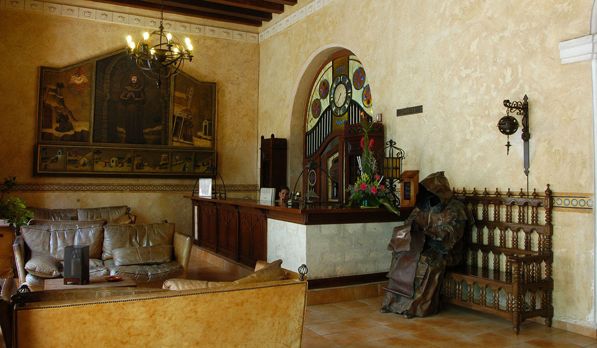 Hotel Los Frailes - Lobby