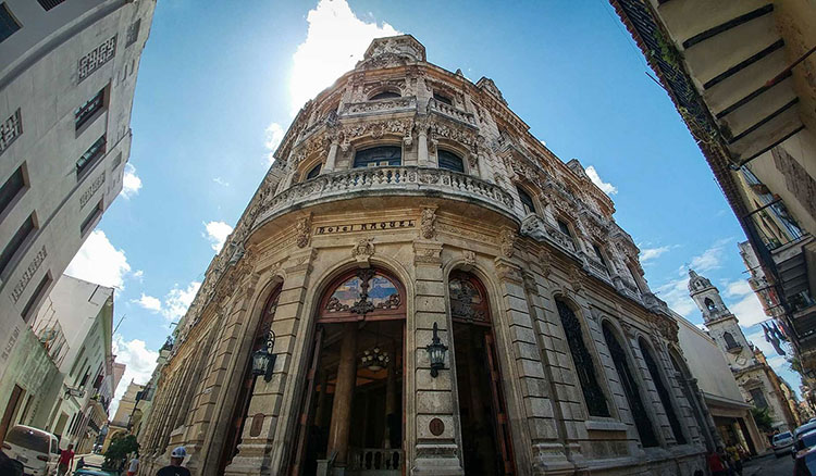 Hotel Raquel, Old Havana