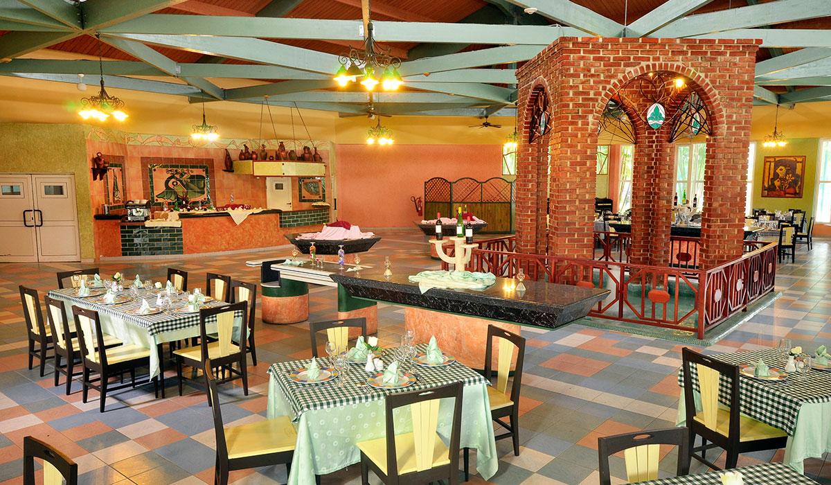 Hotel Starfish Varadero - Restaurante