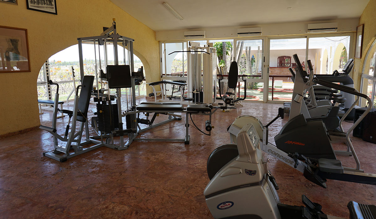 Hotel Starfish Varadero - Fitness center
