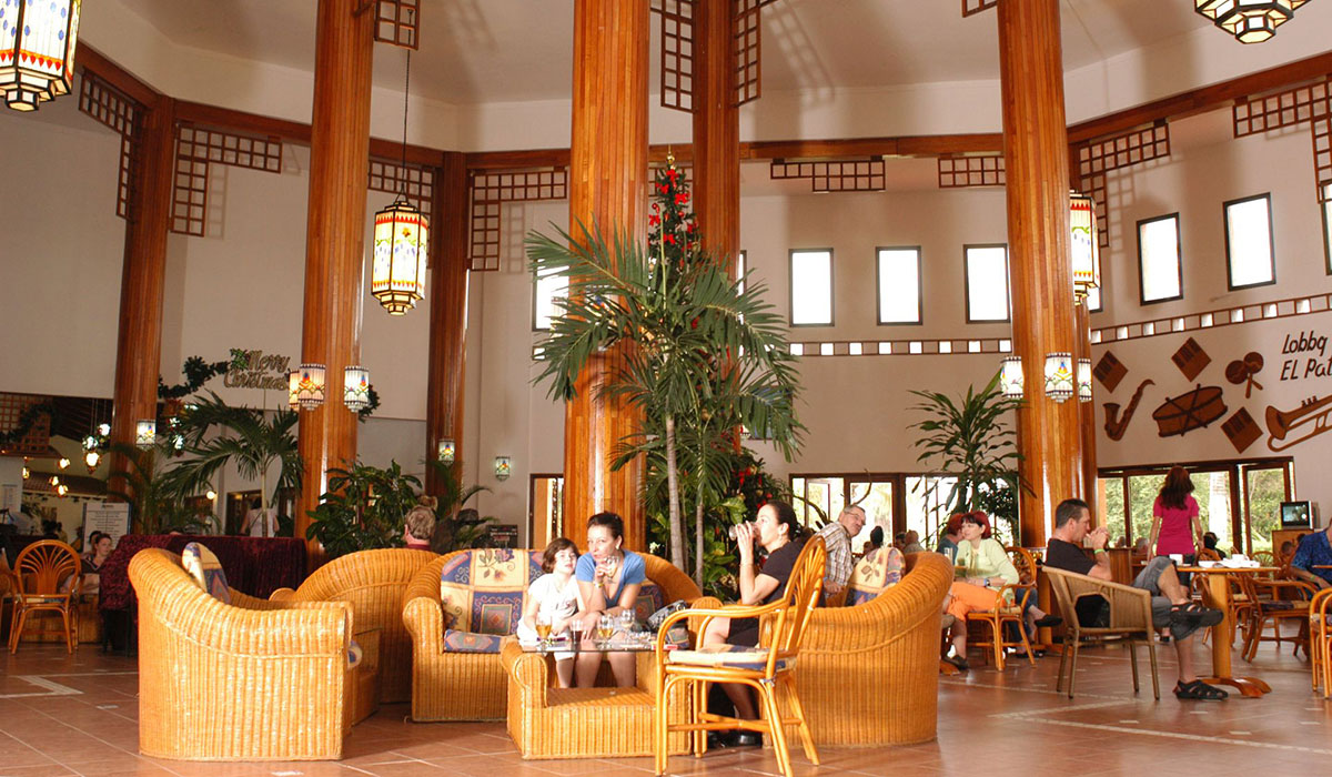 Hotel ROC Arenas Doradas - Lobby