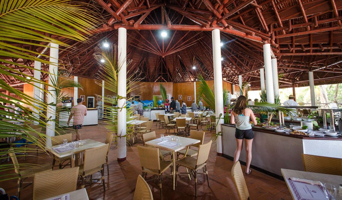 Hotel ROC Arenas Doradas - Restaurante