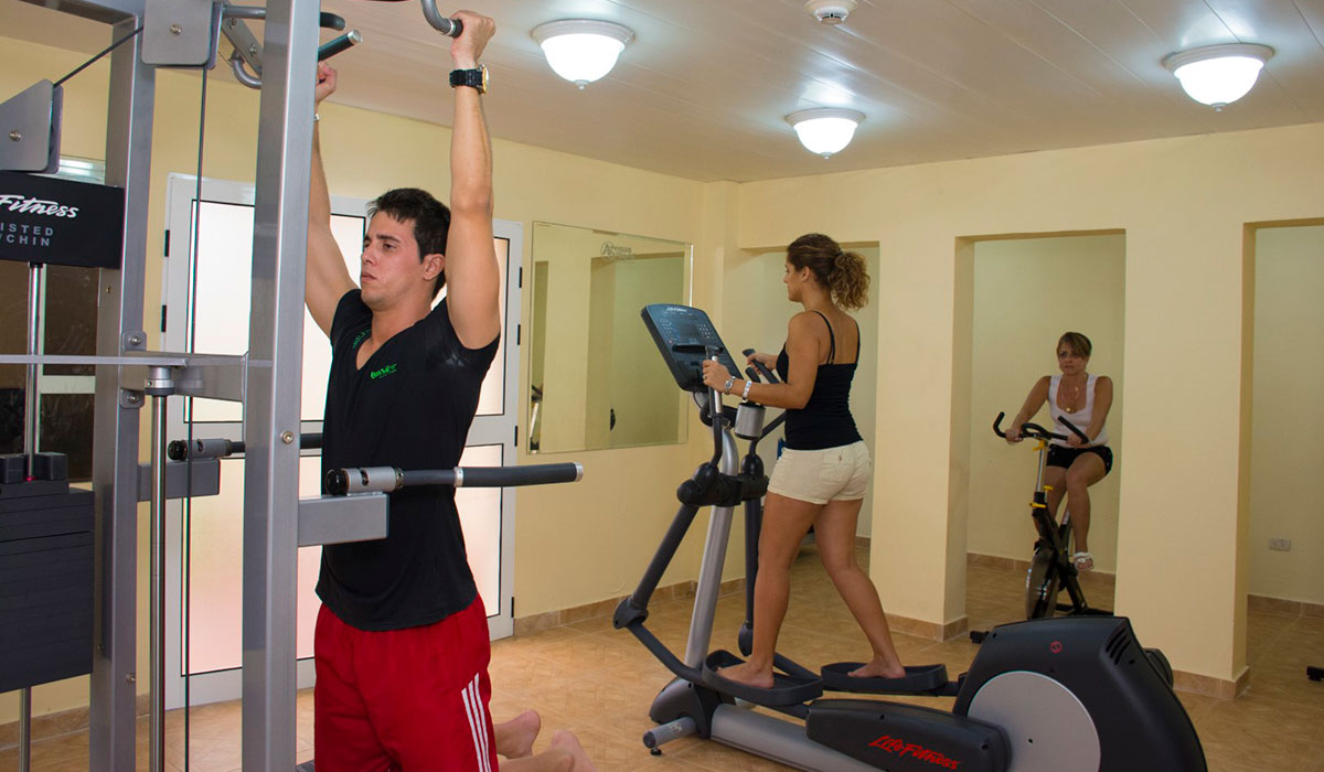 Hotel ROC Arenas Doradas - Fitness center