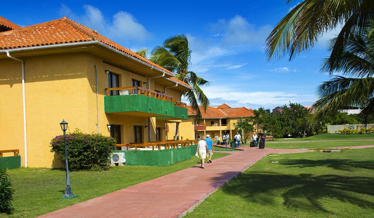 Hotel ROC Arenas Doradas - Areas exteriores