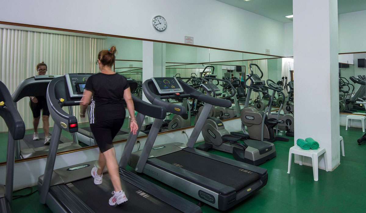 Hotel Four Points by Sheraton - Fitness