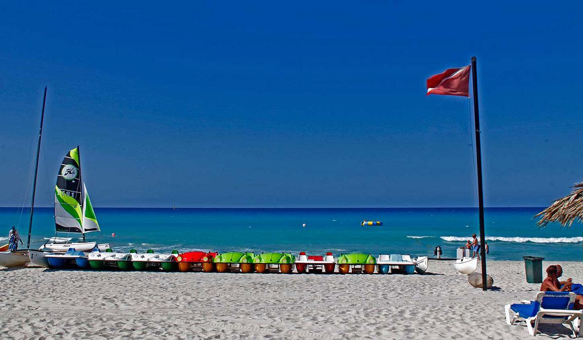 Hotel Barceló Solymar - Beach