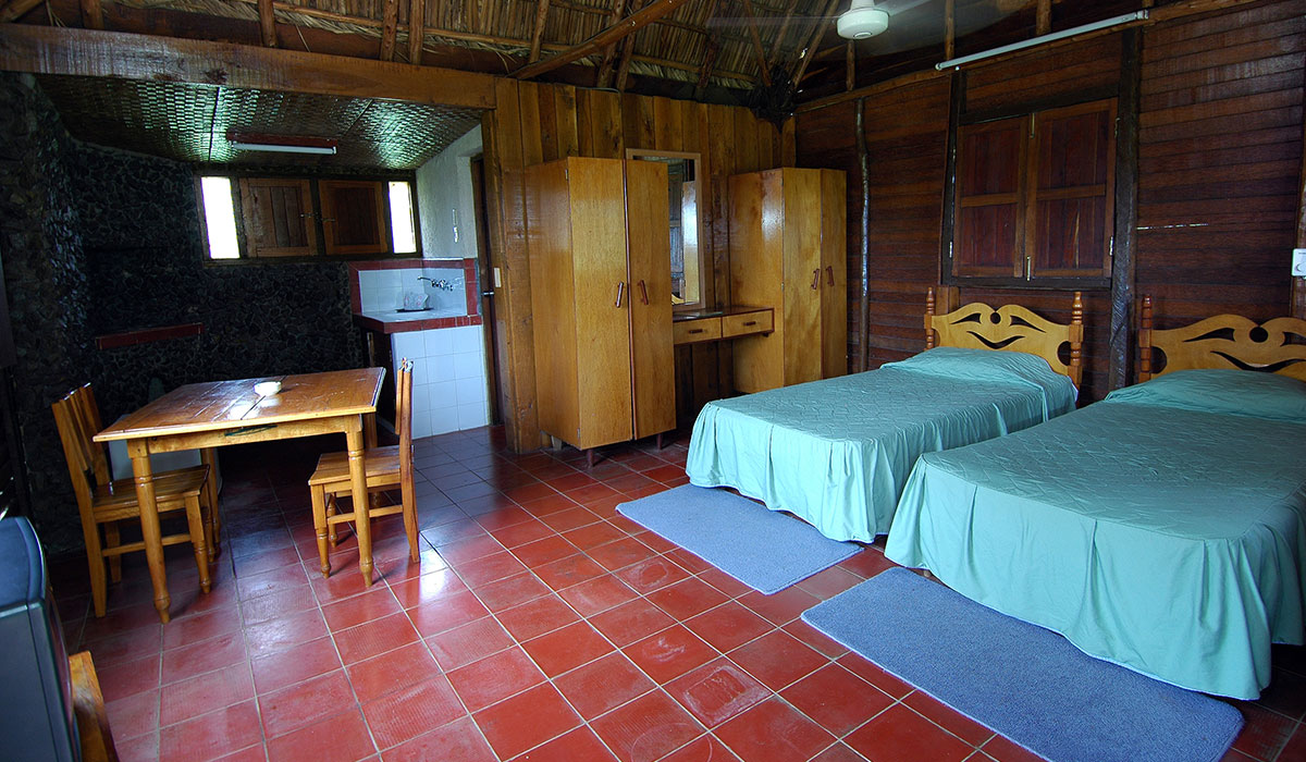Bohío de Don Pedro - Room