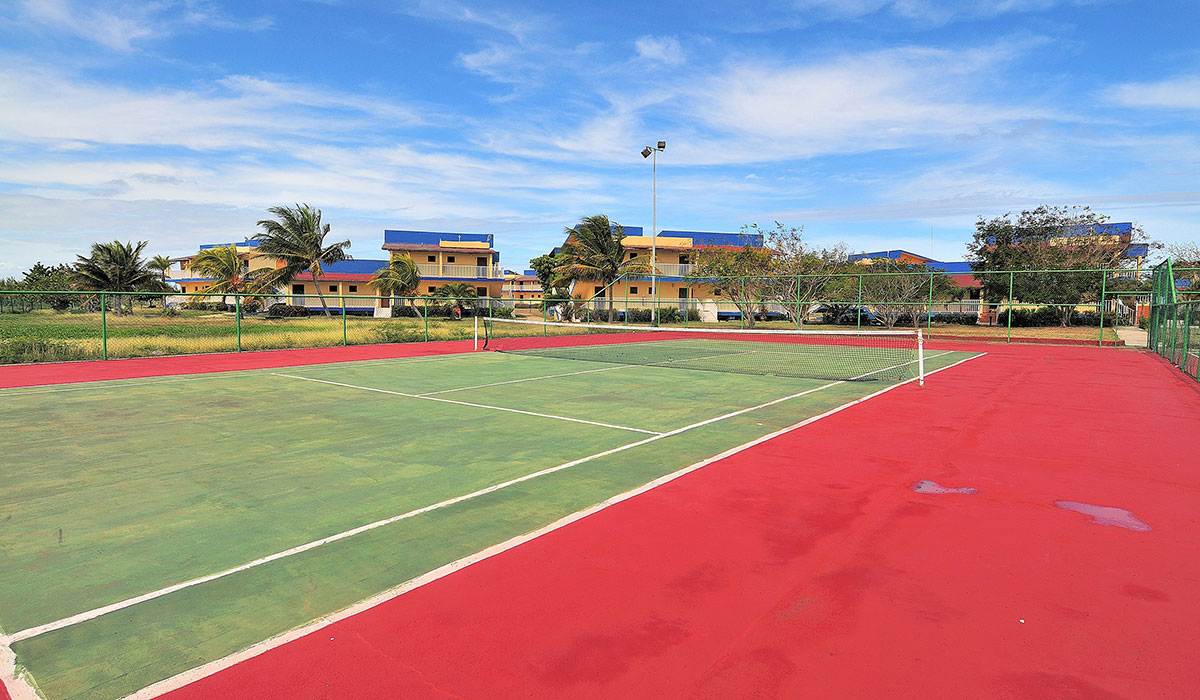 Hotel Brisas Covarrubias - Cancha de Tennis
