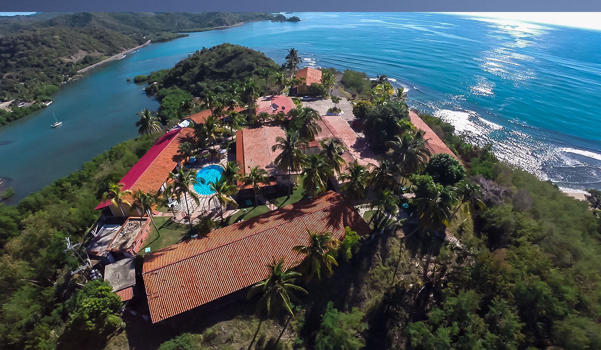 Hotel Brisas Sierra Mar Los Galeones - vista aerea