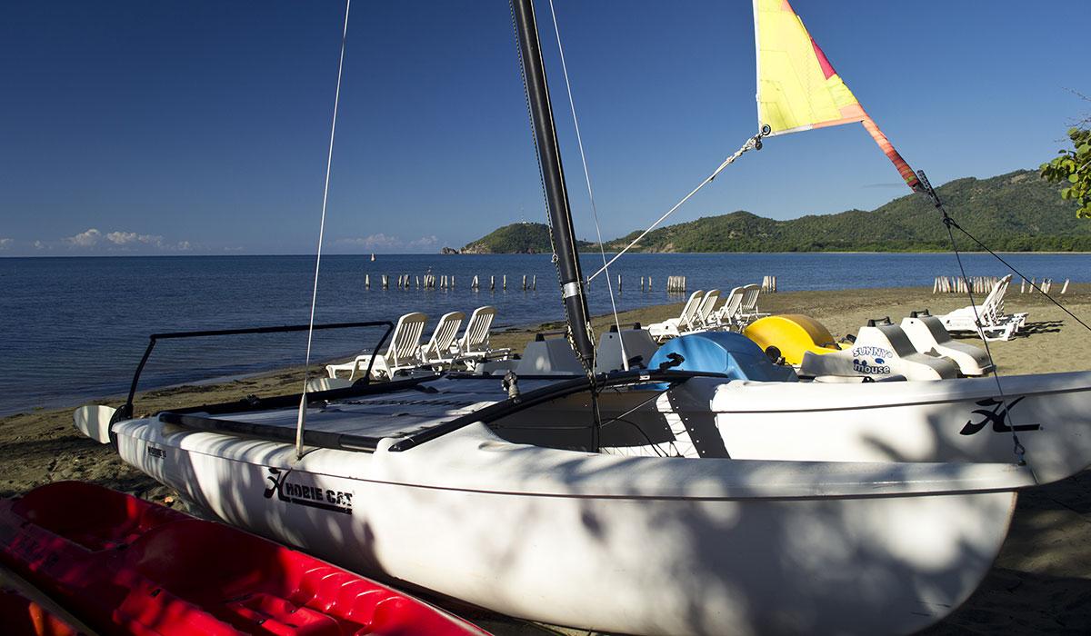 Hotel Brisas Sierra Mar Los Galeones - Playa
