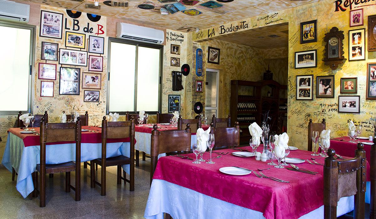 Hotel Brisas Sierra Mar Los Galeones - Restaurante