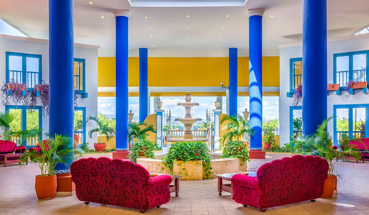 Hotel Memories Trinidad del Mar - Lobby