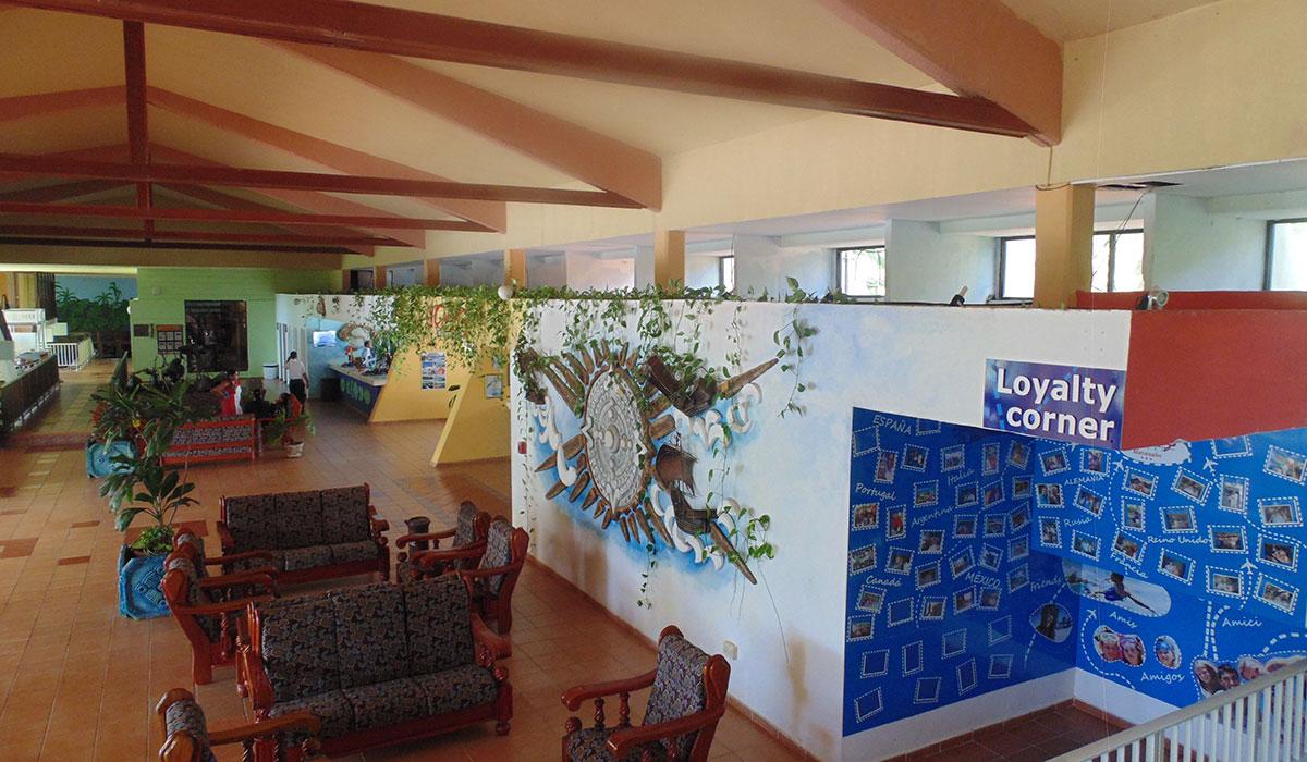 Hotel Club Amigo Mayanabo - Lobby