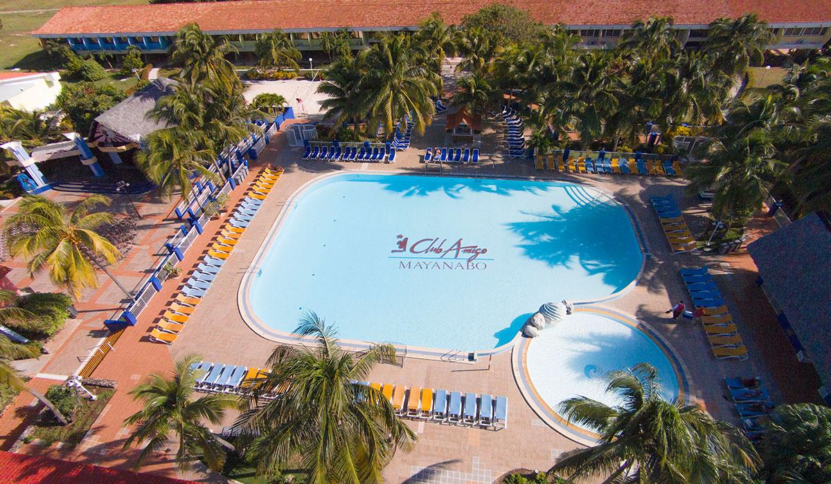 Hotel Club Amigo Mayanabo - Pool