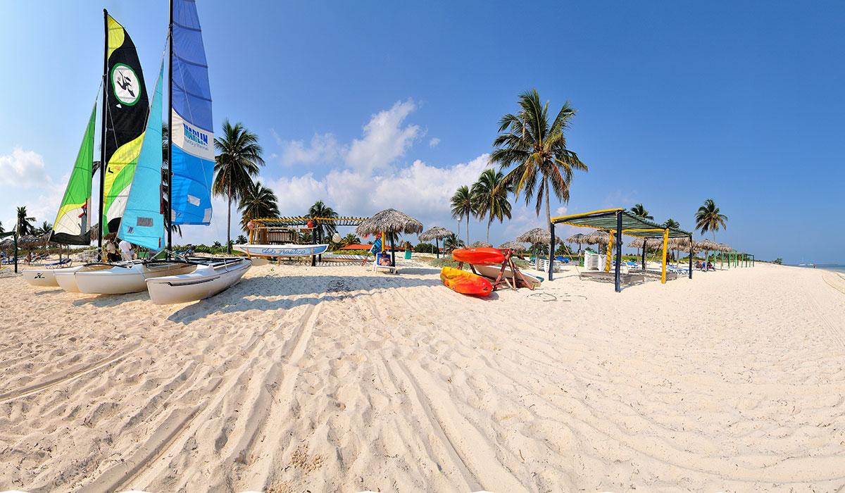 Hotel Club Amigo Mayanabo - Beach