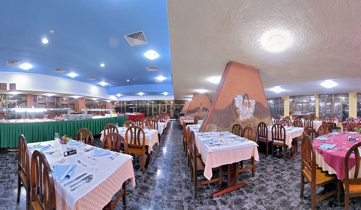Hotel Club Amigo Mayanabo - Restaurant