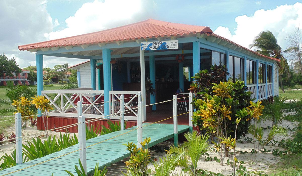 Hotel Club Amigo Mayanabo - vista