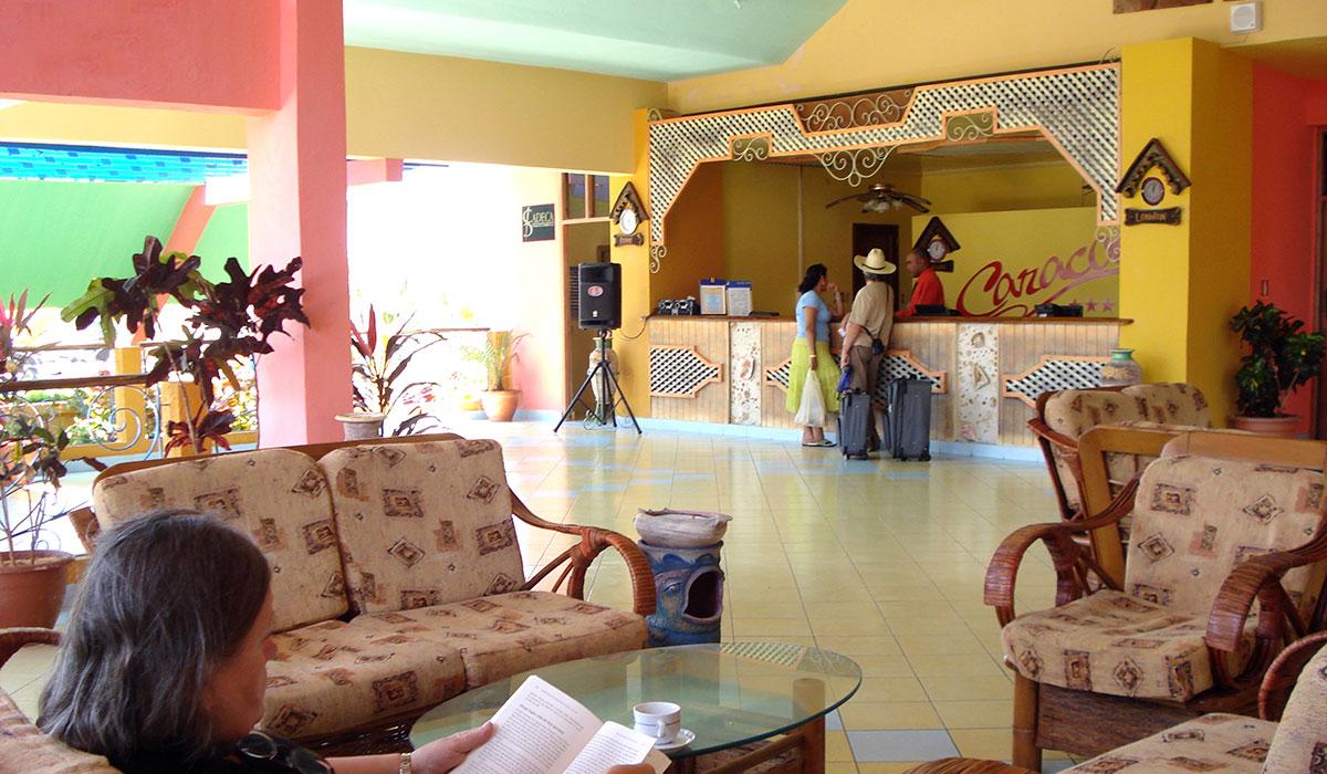 Hotel Club Amigo Caracol - Lobby