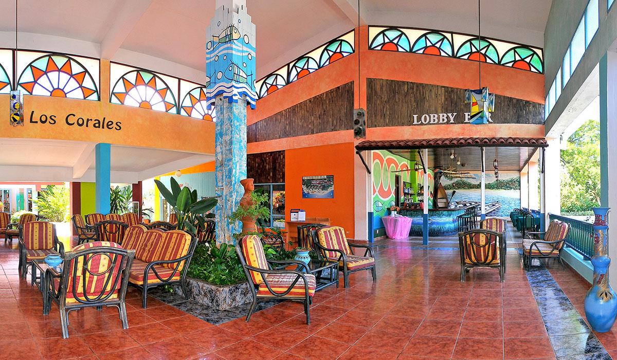 Hotel Club Amigo Carisol Los Corales - Recepción