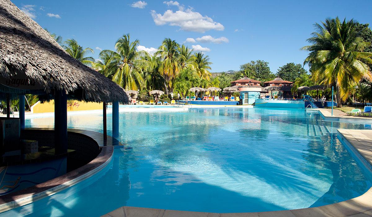 Hotel Club Amigo Carisol Los Corales - Piscina