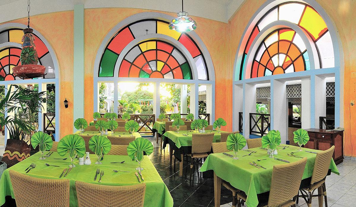 Hotel Club Amigo Carisol Los Corales - Restaurante