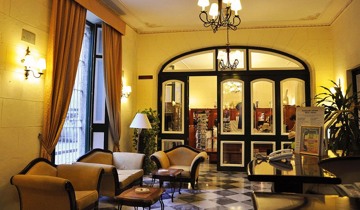 Hotel Florida - Lobby