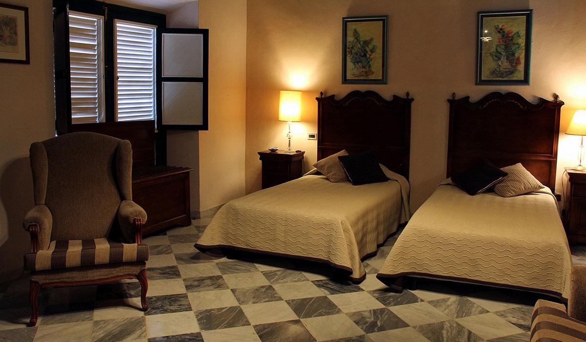 Hotel Florida - Room
