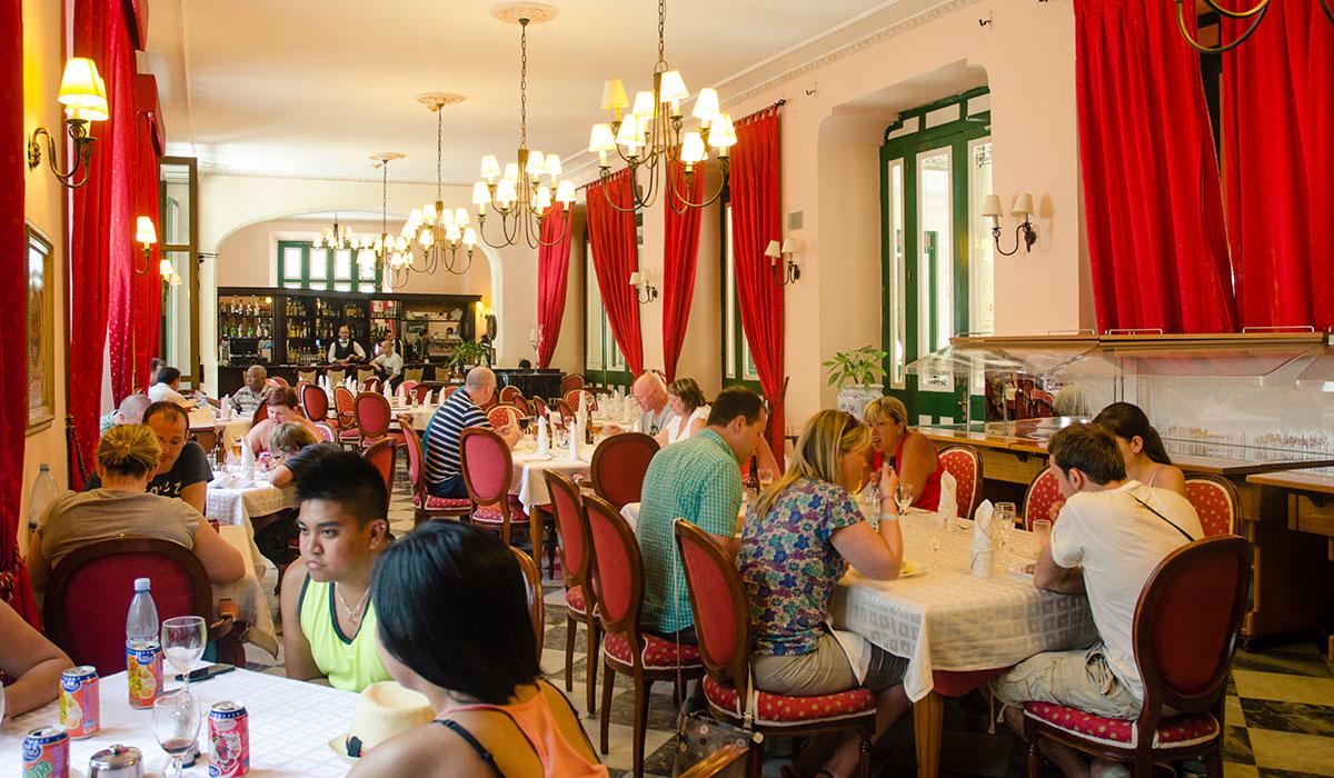 Hotel Florida - Restaurant