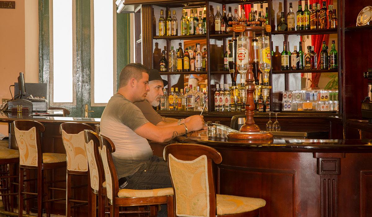 Hotel Florida - Bar