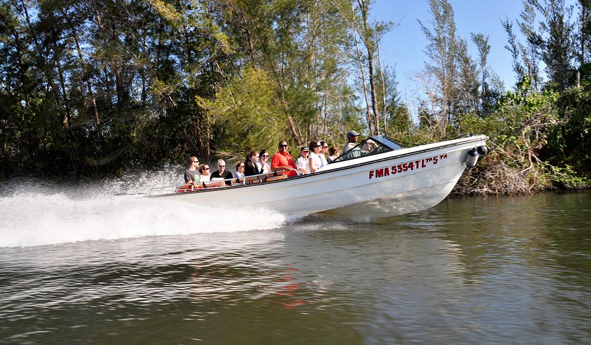 Villa Horizontes Guamá - boat
