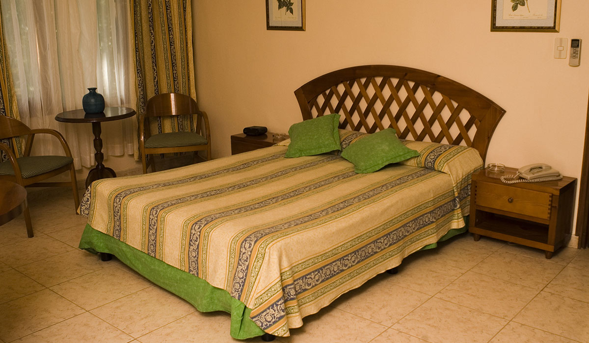 Hotel Horizontes Los Caneyes - Habitación