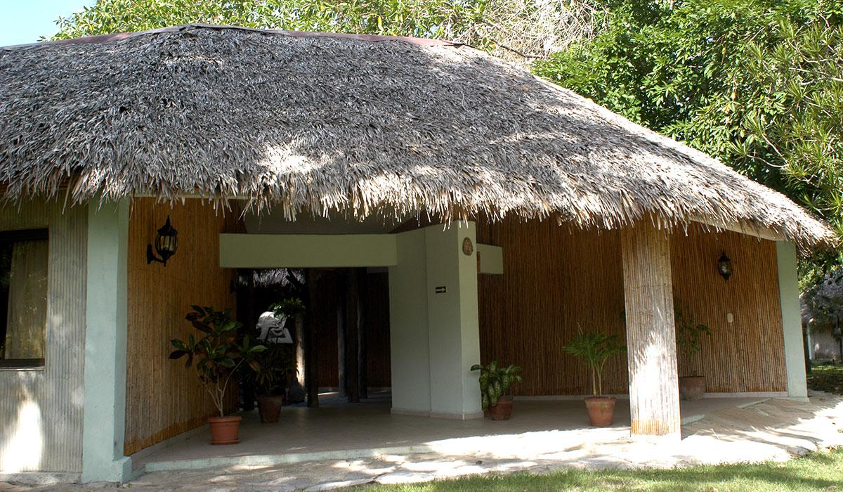 Hotel Horizontes Los Caneyes - Entrada