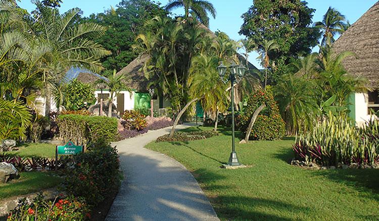 Hotel Horizontes Los Caneyes, Villa Clara
