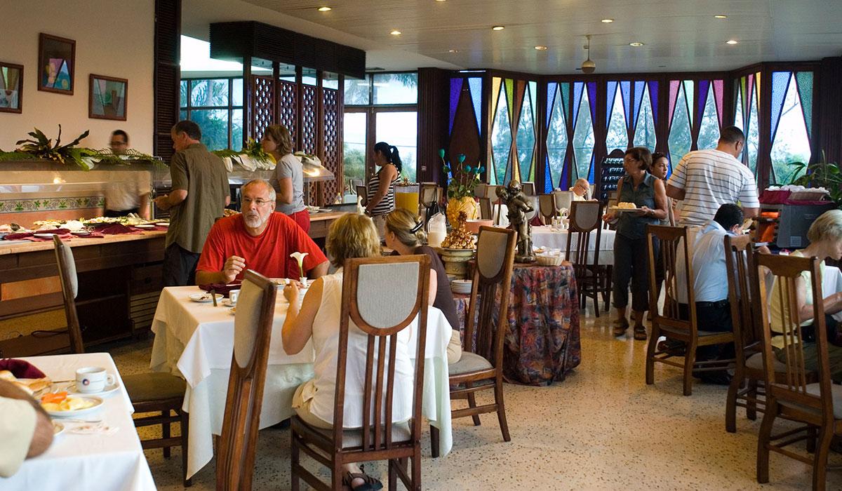 Hotel Cubanacan Versalles - Restaurant