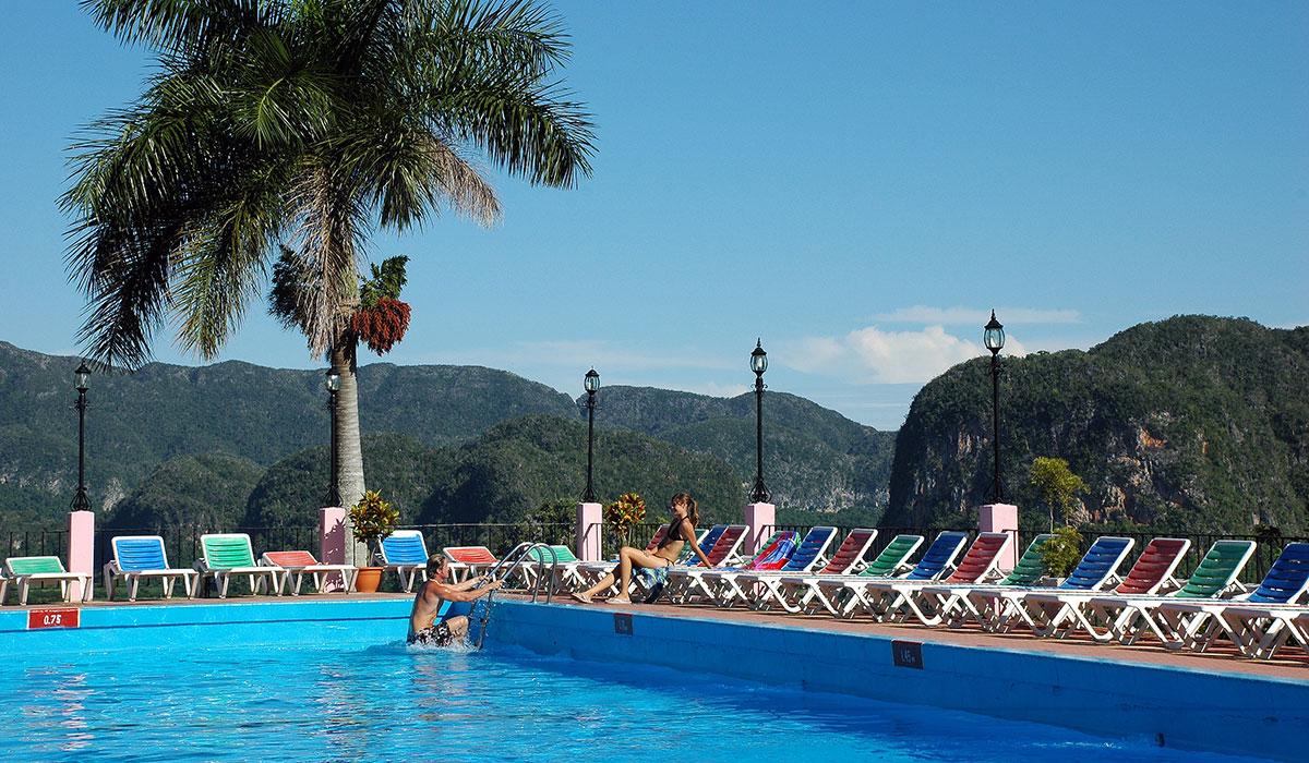 Hotel Horizontes Los Jazmines, Viñales - Piscina