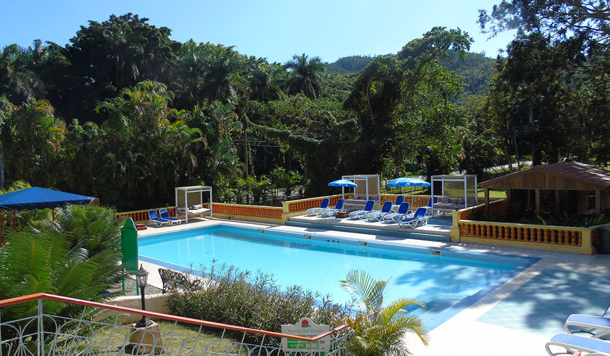 Villa Horizontes Rancho San Vicente - Piscina