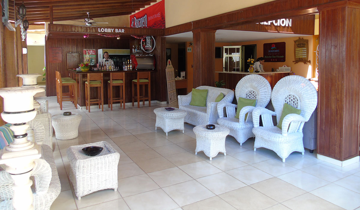 Villa Horizontes Rancho San Vicente - Bar