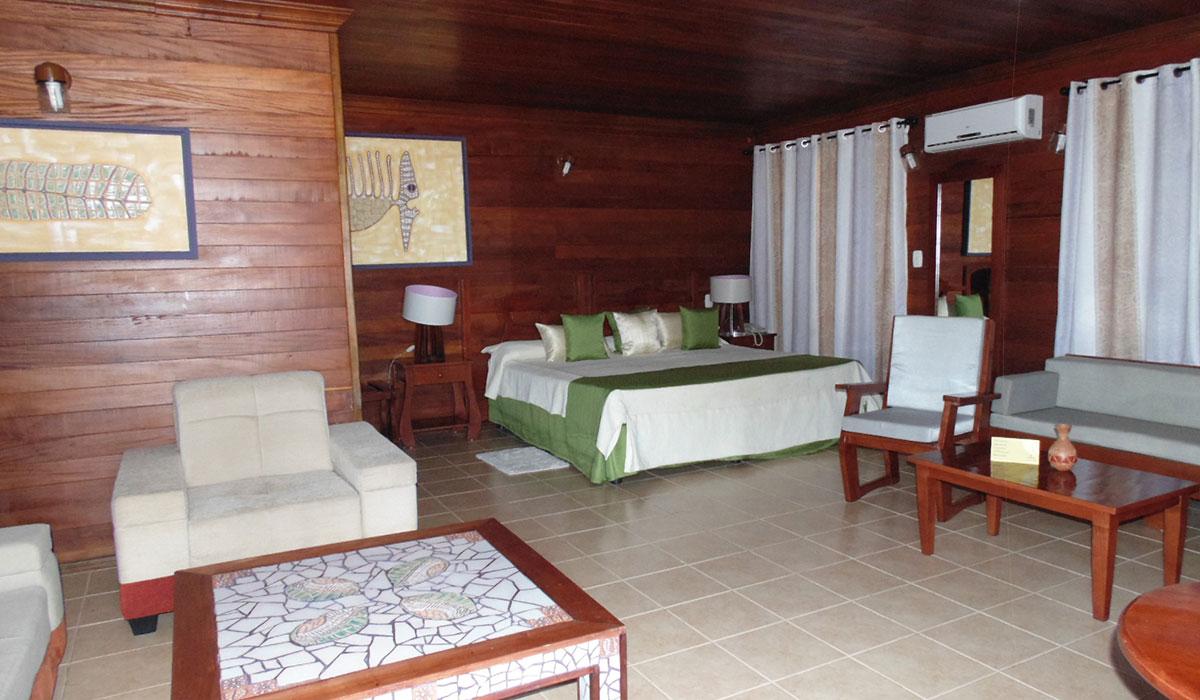 Villa Cayo Levisa - Habitación