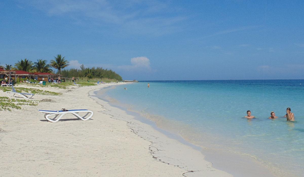 Villa Cayo Levisa - Playa