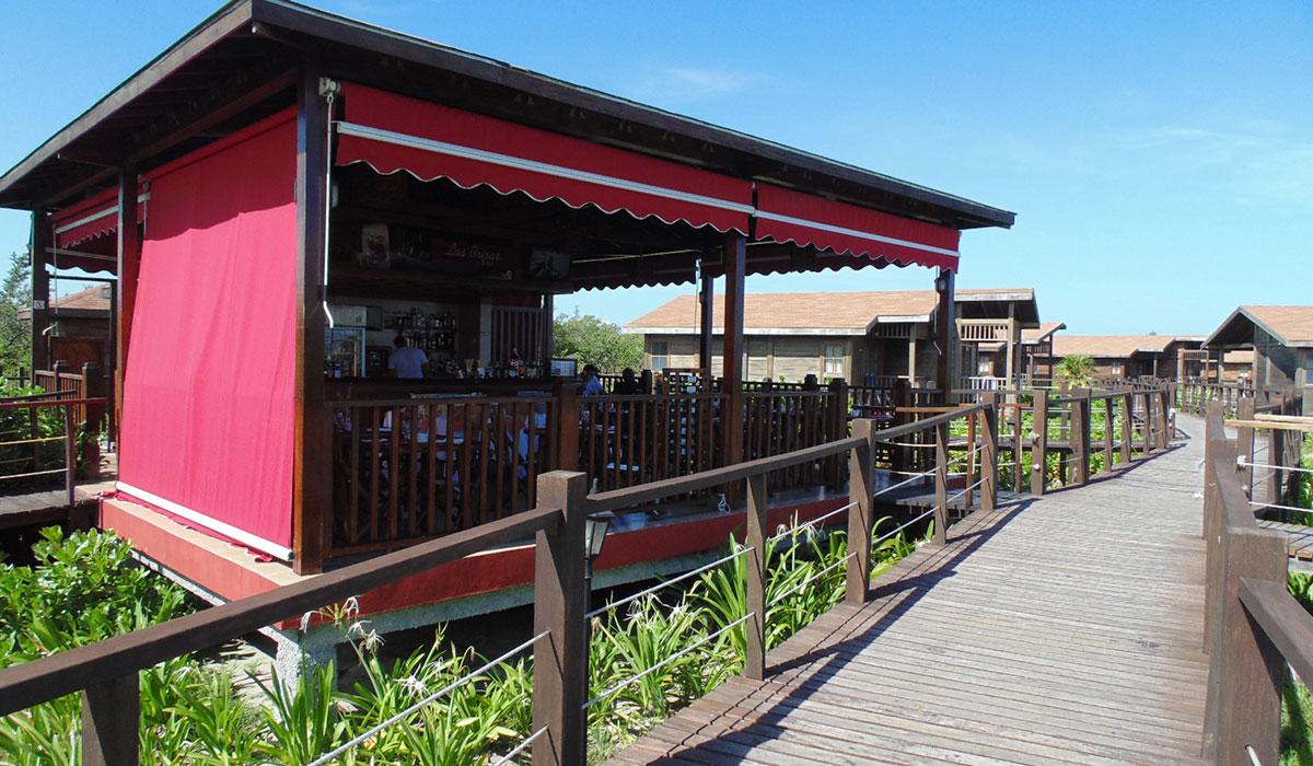 Villa Cayo Levisa - Restaurante