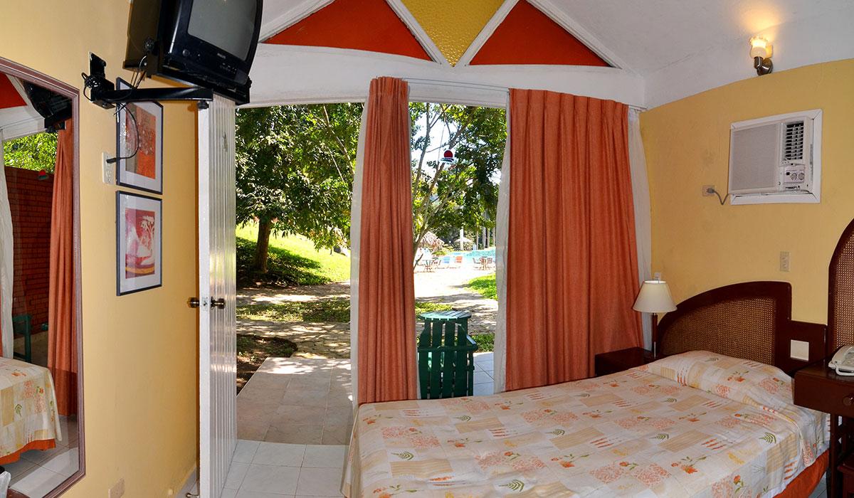 Hotel: Villa Horizontes Soroa - Habitación