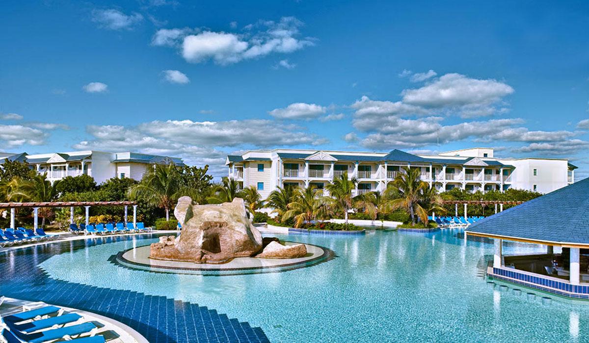 Hotel Starfish Cayo Santa María - Pool