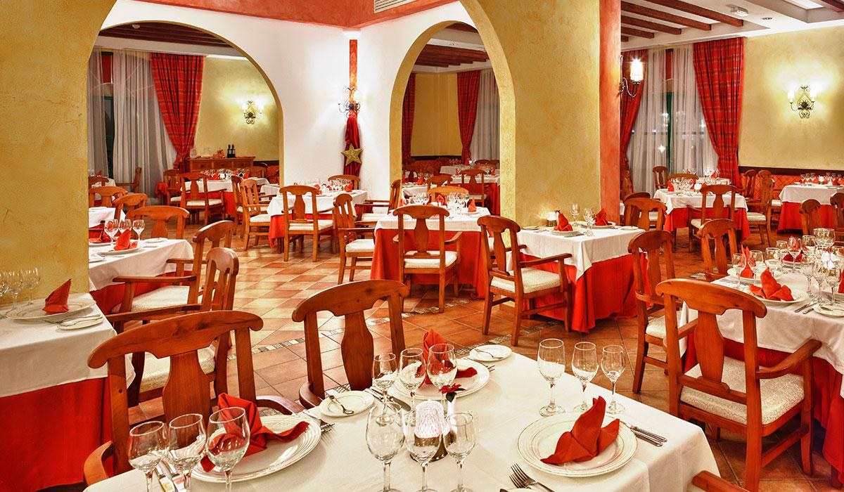 Hotel Starfish Cayo Santa María - Restaurante