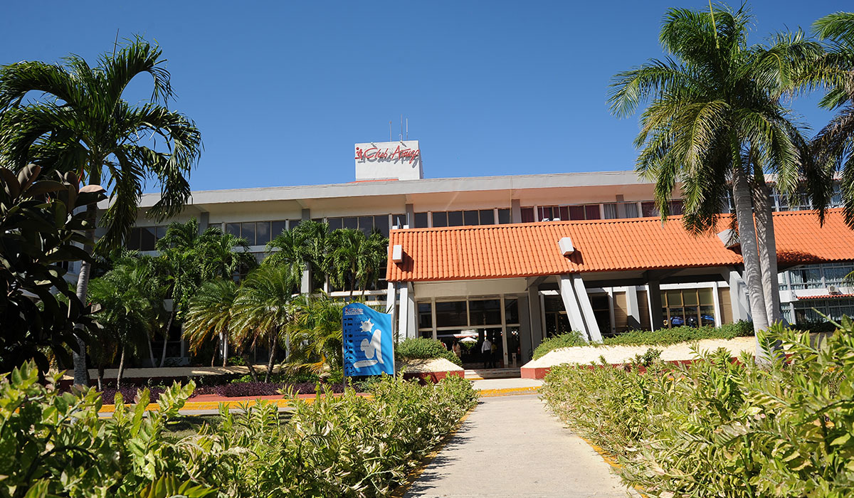 Hotel Club Amigo Atlántico Guardalavaca - Entrance