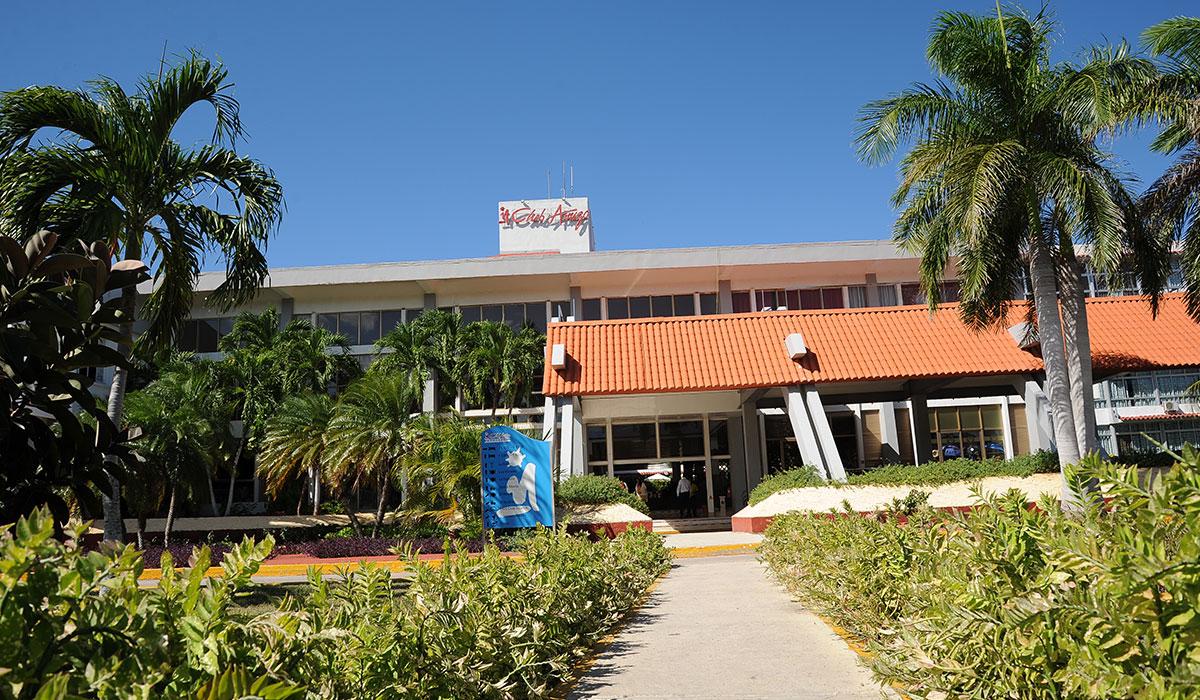 Hotel Club Amigo Atlántico Guardalavaca - Entrada