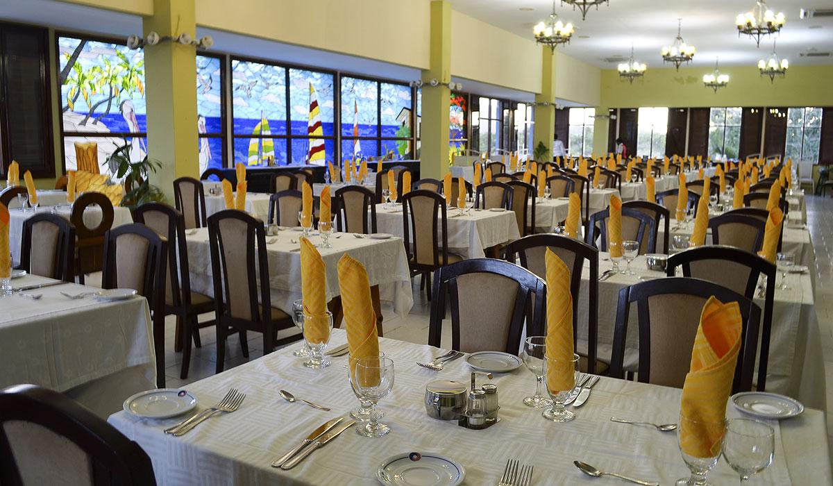 Hotel Club Amigo Atlántico Guardalavaca - Restaurant