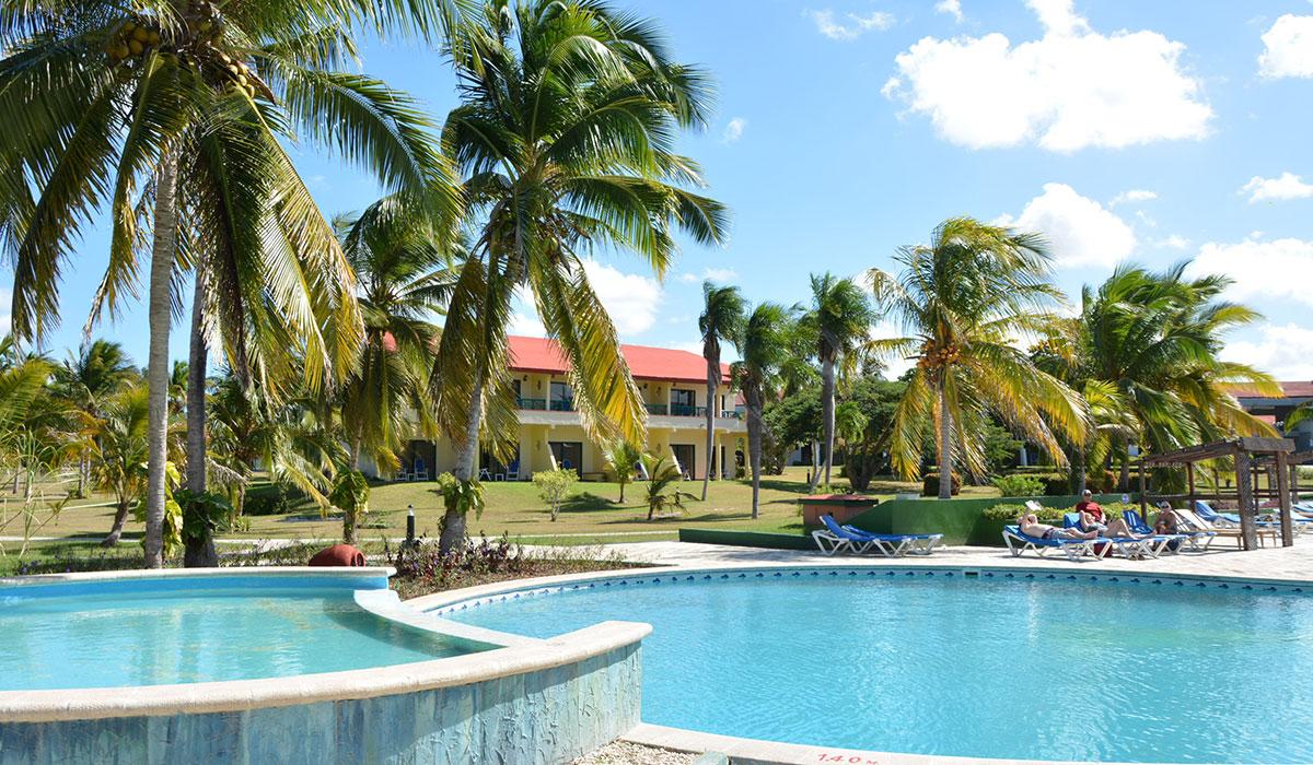 Hotel Club Amigo Atlántico Guardalavaca - Piscina