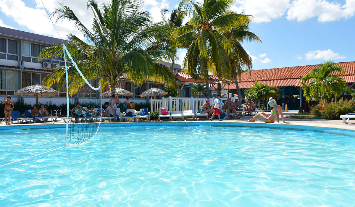 Hotel Club Amigo Atlántico Guardalavaca - Pool
